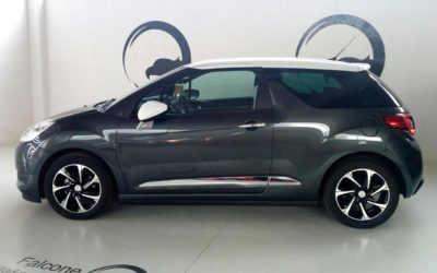 Citroen DS3 1.6 Blue-HDI FAP SoChic