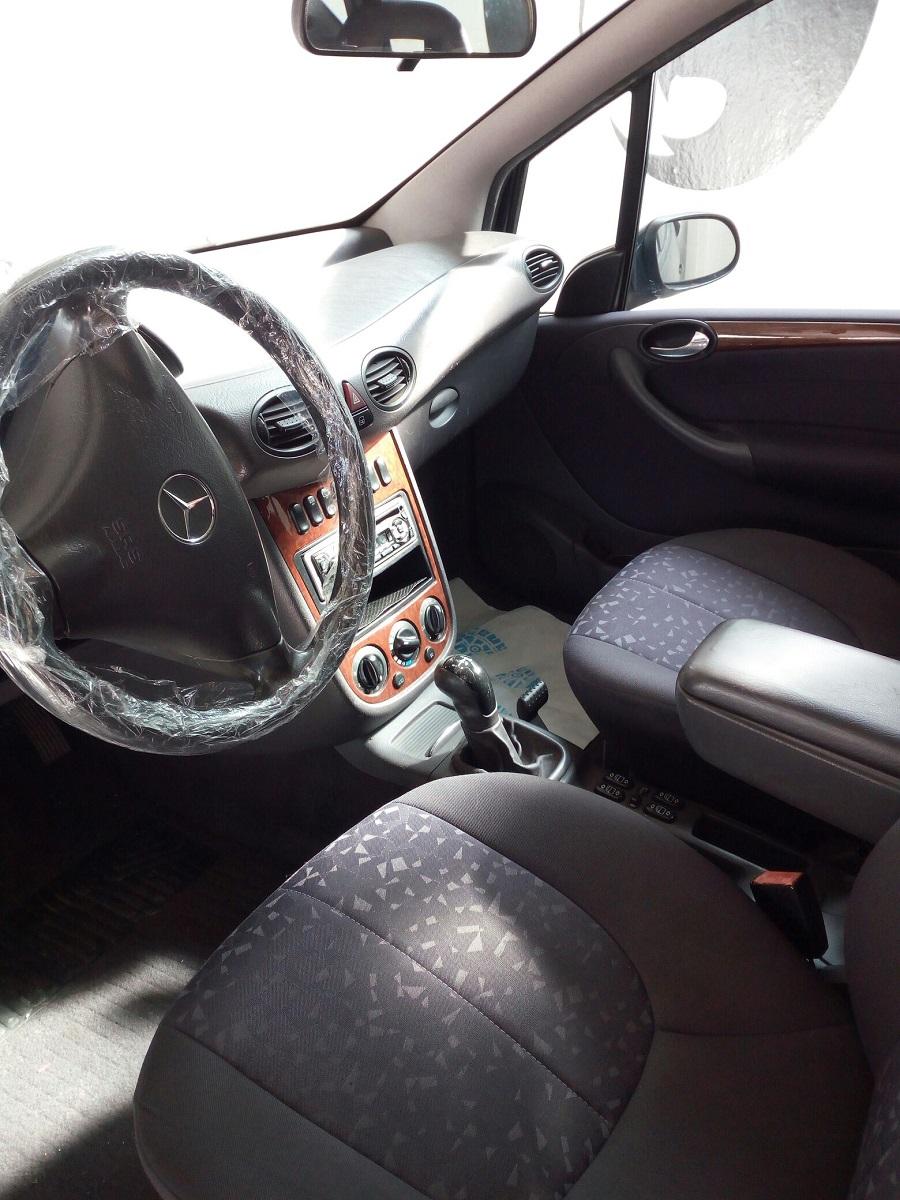 Mercedes Classe A 170 CDI (1)