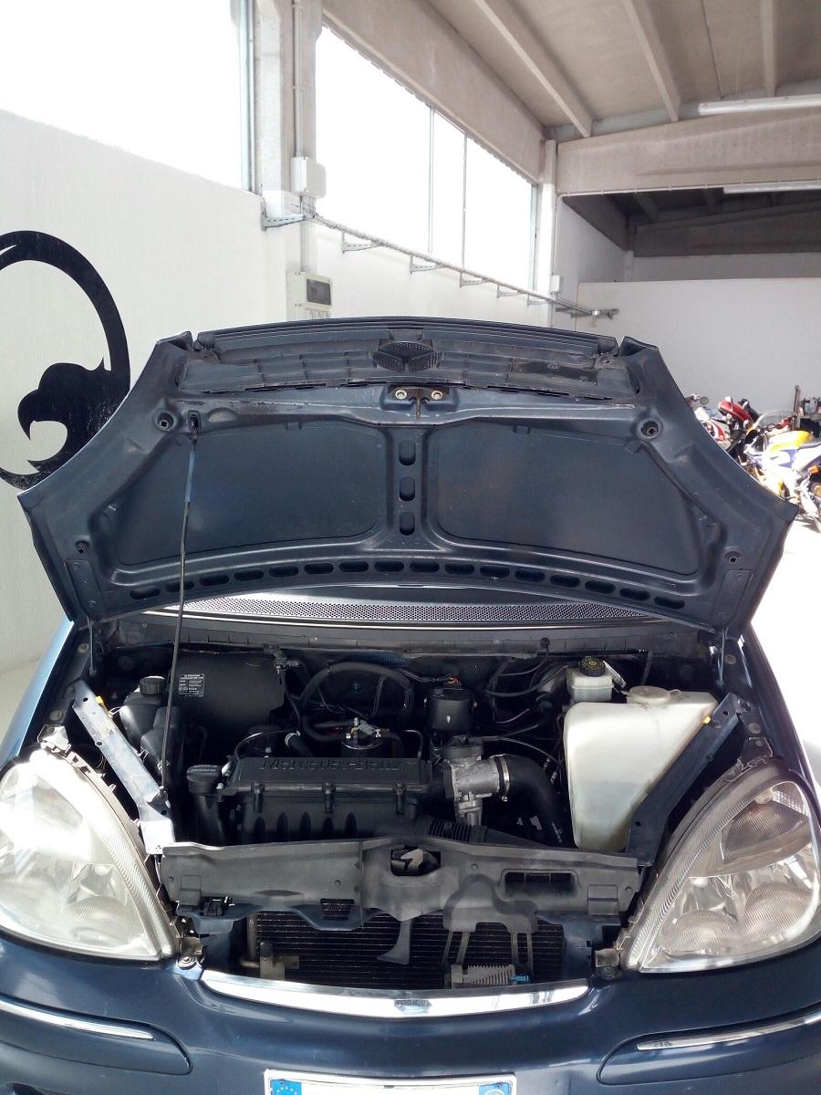 Mercedes Classe A 170 CDI (5)