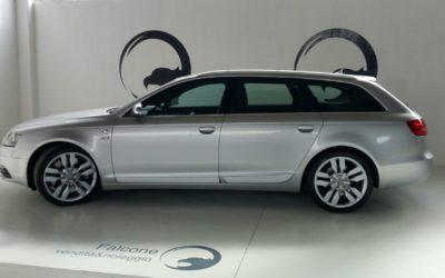 Audi S6 5.2 V10