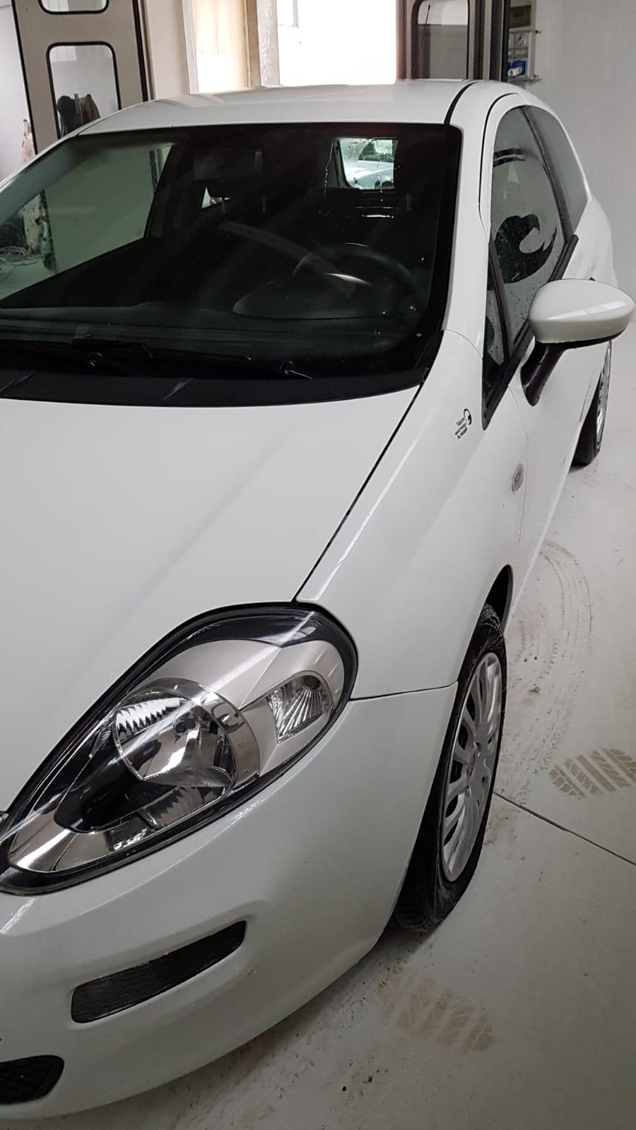 Fiat Punto 1.3 Mtj 5
