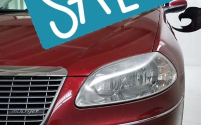 FIAT CROMA 2.4 MULTI JET 20V AUT EMOTION BORDEAUX