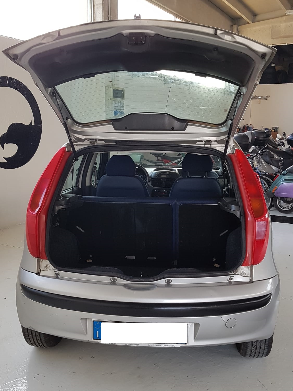 Fiat Punto 1.9 JTD 3