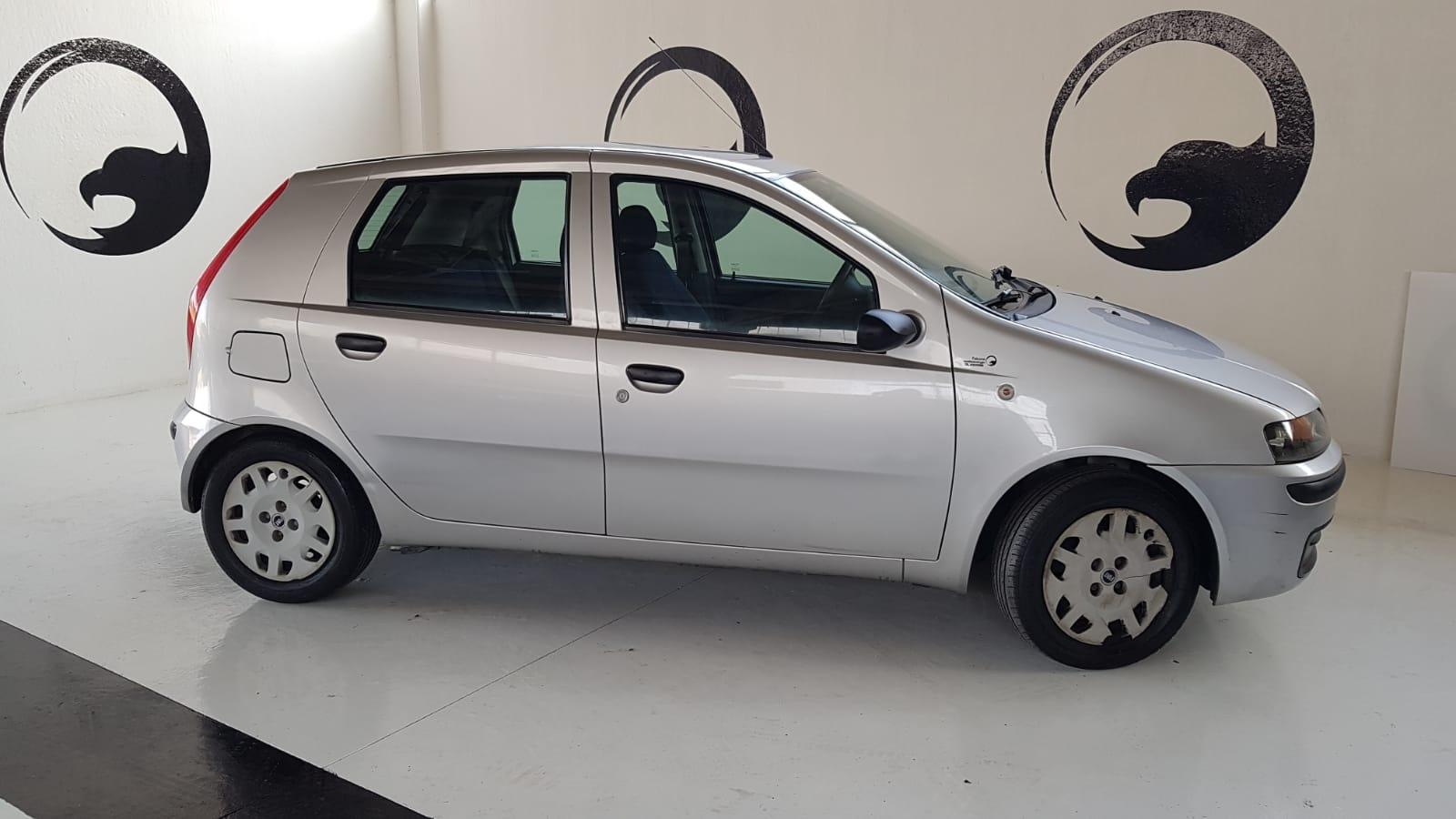 Fiat Punto 1.9 JTD 5