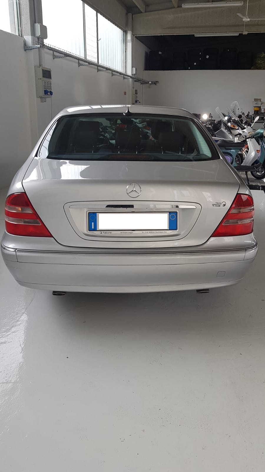Mercedes Classe S 320 2